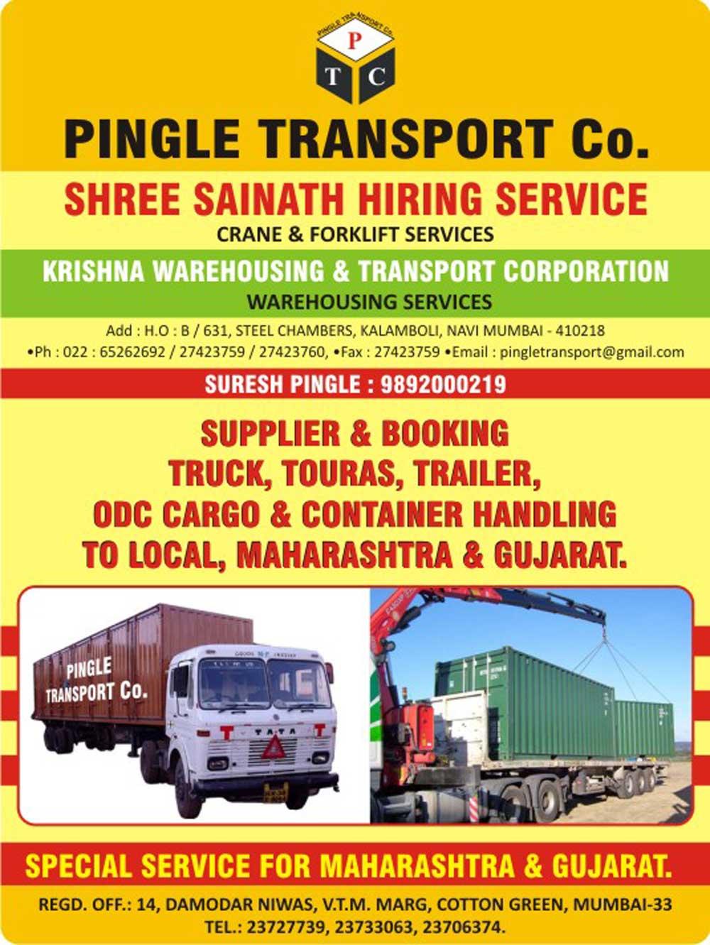 Pingle Transport Co